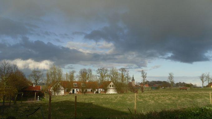 Skåne ist landwirtschaftlich geprägt und gilt auch heute noch als die Kornkammer Schwedens.