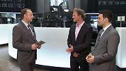 n-tv Zertifikate Talk: Starten Europas Aktien jetzt so richtig durch?