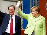 Finale im NRW-Wahlkampf: Parteien verschießen letztes Pulver