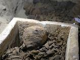 """Fundsache, Nr. 1352: Ägypten meldet """"beispiellosen"""" Mumienfund"""