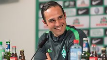 Aber wie lange bloß?: Werder verlängert mit Erfolgstrainer Nouri