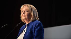 Hannelore Kraft hat nach der Wahl alle ihre politischen Ämter aufgegeben.