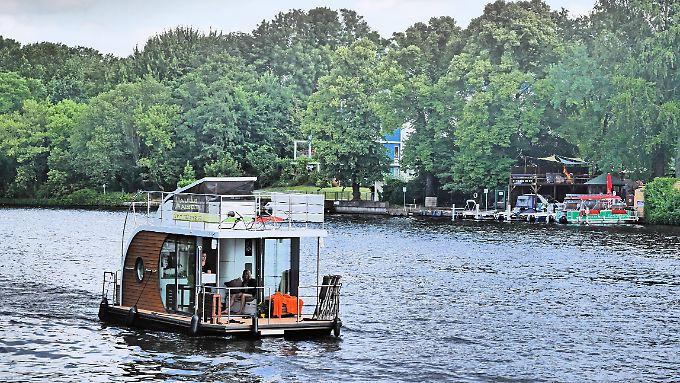 Hausboot-Urlaub liegt absolut im Trend.