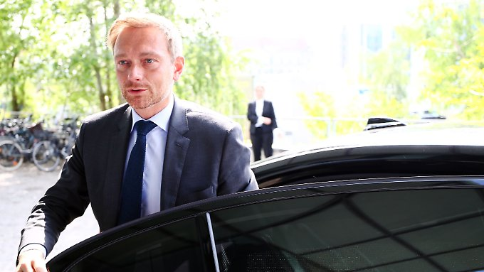 Für FDP-Chef Christian Lindner läuft es rund.