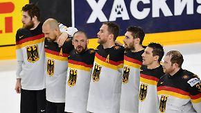 Letztes Vorrundenspiel gegen Lettland: Für das DEB-Team geht es um alles oder nichts