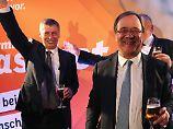 """""""Komplette Handlungsunfähigkeit"""": Union und FDP nehmen SPD auseinander"""