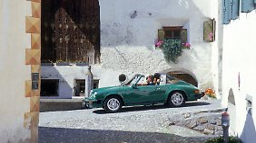 Porsche 911 SC Targa, 1977.