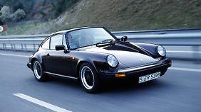 Porsche 911 SC Modell, 1982.