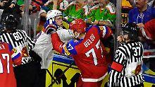 Fast souveräne WM-Vorrunde: USA besiegen Rekordchampion Russland