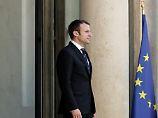 Rausschmiss bei Republikanern: Macron holt Konservative ins Kabinett
