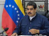 """""""Das Volk soll abstimmen"""": Maduro kündigt Verfassungsreferendum an"""