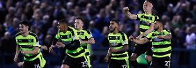Huddersfield siegt im Elferkrimi: Wagners Traum vom Aufstieg lebt
