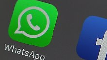 Falsche Angaben zu Whatsapp: Facebook droht Millionenstrafe der EU