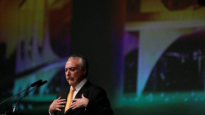 Der Korruptionsskandal scheint bis in die obersten politischen Kreise Brasiliens zu reichen.