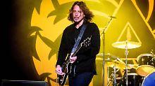 Mitbegründer des Grunge: Soundgarden-Sänger Chris Cornell ist tot