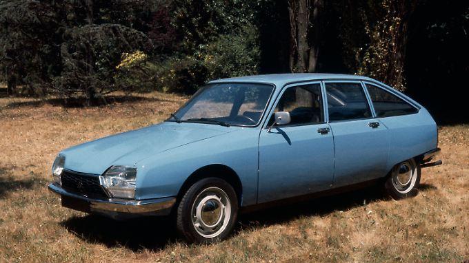 Von 1970 bis 1986 hat Citroën den GS gebaut. Lediglich zwei Jahre lang gab es ihn auch als Birotor mit Wankelmotor.