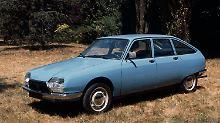 Flop mit Wankelmotor: GS Birotor ist Citroëns Albtraum