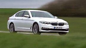 Neues aus der BMW-5er-Reihe: Plug-in-Hybrid und Kombi bringen Freude am Fahren
