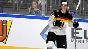 Deutschlands WM-Entdeckung: Tiffels weckt Hoffnung auf Eishockey-Wunder gegen Kanada