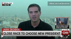 Fred Pleitgen ist Senior International Correspondent von CNN International.