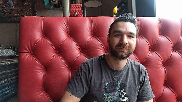 Dean Pugh stammt aus England und leitet seit 2015 die Berliner Brewdog-Filiale.