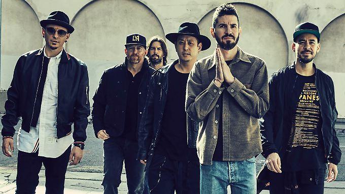 Werden sie altersmilde? Linkin Park.