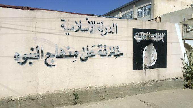 Der IS zieht sich aus Teilen Mossuls zurück - doch seine Hinterlassenschaften werden die Stadt noch lange prägen.