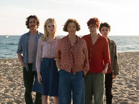Billy Crudup, Elle Fanning, Annette Bening, Greta Gerwig, Lucas Jade Zuman - wunderbarer Cast.