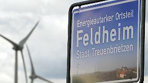 Selbstversorger dank Riesenbatterie: Brandenburger Dorf wird zum Zentrum der Energiewende