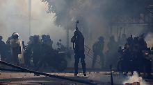 Massenproteste in Venezuela: Militär besetzt deutsche Siedlung