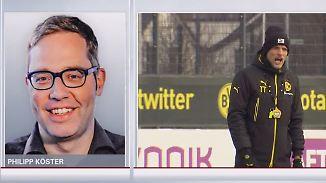 """Philipp Köster zieht Trainer-Bilanz: """"Niemand glaubt ernsthaft, dass es mit Tuchel weitergeht"""""""