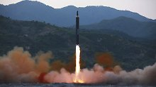 US-Geheimdienst-Studie: Nordkorea kann Raketentriebwerke bauen