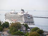 Mehr Schiffe und Privatstrand: Das planen die internationalen Reedereien