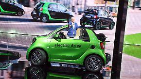 Schritt nach vorn: Daimler legt Grundstein für neue E-Auto-Batterie-Fabrik in Sachsen