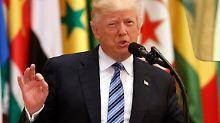 Dämpfer für deutsche Wirtschaft?: Bundesbank fürchtet Trumps Steuerpläne
