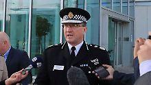 """Pressestatement der Polizei: """"Anschlag wurde von Einzelperson begangen"""""""