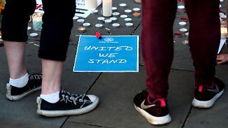 Entsetzen nach Anschlag in Manchester: Großbritannien ruft höchste Terrorwarnstufe aus