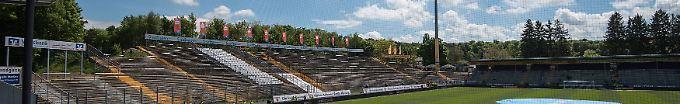Der Sport-Tag: 19:12 Darmstadt darf neues Stadion nicht bauen