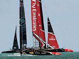 Sir Ainslies Spezialauftrag: Mit Formel-1-Power zur Silberkanne segeln