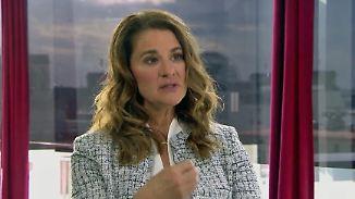 """Melinda Gates im Exklusiv-Interview: Förderung von """"Frauen stärkt Wirtschaft eines Landes"""""""