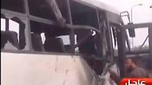 Erneuter Angriff auf Christen: 28 Tote bei Bus-Attacke in Ägypten