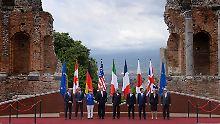 Auf Konfrontationskurs: Trump legt G7-Gipfel lahm