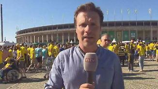 """Nico Holter zum DFB-Pokalfinale: """"Eintracht wird versuchen, sich ins Elfmeterschießen zu retten"""""""