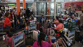 Kunden stehen weiter Schlange: Stromausfall sorgt für IT-Chaos bei British Airways