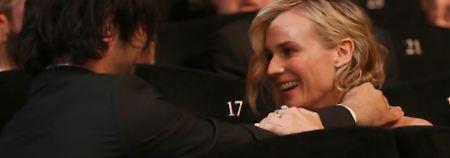 """Diane Kruger wird in Cannes für ihre Rolle in """"Aus dem Nichts"""" gefeiert."""