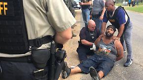 """""""Wollte nur meine Familie lieben"""": 35-Jähriger erschießt acht Menschen in Mississippi"""