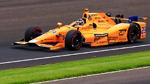Motorplatzer statt Traumdebüt: Alonso leidet auch beim Indy 500