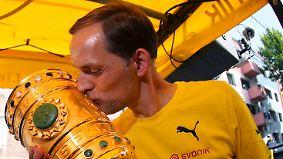 Trotz Pokalsiegs: BVB-Aus für Thomas Tuchel ist absehbar