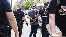 Falscher Terroralarm in Berlin: Adrian F. wollte nur mal kurz zu seinem Auto
