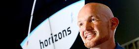 Erster deutscher ISS-Kommandant: Alexander Gerst stellt neue Weltraummission vor
